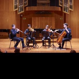 Música de cámara - Escuela Superior de Música Reina Sofía