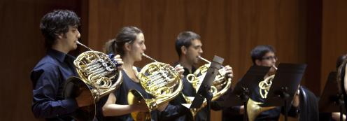 Preludio: Bach, Kreisler, Paganini, Schumann y Prokofiev