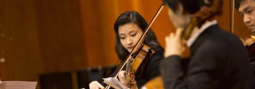 Concierto Académico: Grupos de cuerda | Profesor Heime Müller