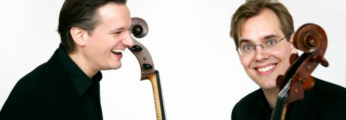 Maestros: Cello Duello, Jens P. Maintz y W. E. Schmidt