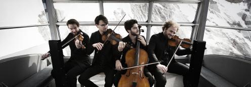 The Rising Generation: Goldmund Quartet