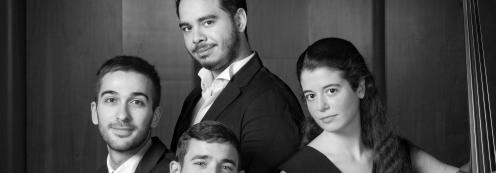 Cuarteto Bottesini de Unidad Editorial: recital de contrabajo
