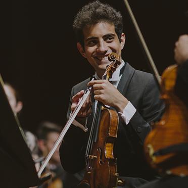 Alumnos internacionales - Escuela Superior de Música Reina Sofía