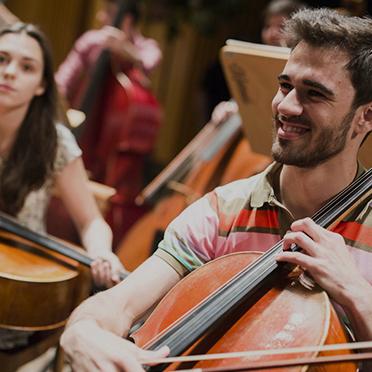 Por qué estudiar en la Escuela - Escuela Superior de Música Reina Sofía