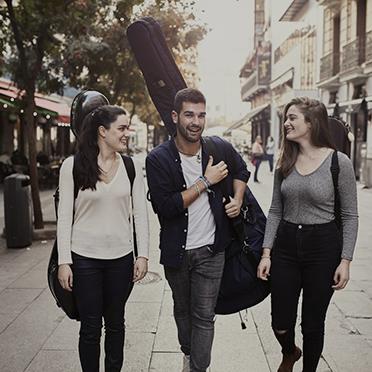 Proceso de admisión - Escuela Superior de Música Reina Sofía