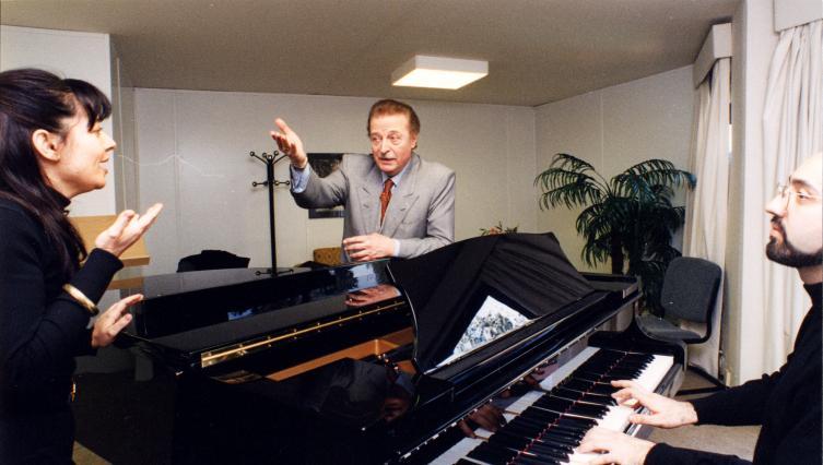 Alfredo Kraus- Escuela Superior de Música Reina Sofía