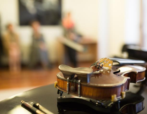 Concierto Académico: Violín | Profesora Ana Chumachenco