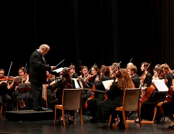 Camerata EDP y Péter Csaba: Triple concierto de Beethoven