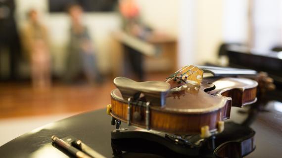Recital de Fin de Grado y Máste: Violín | Profesor Zakhar Bron SUSPENDIDO