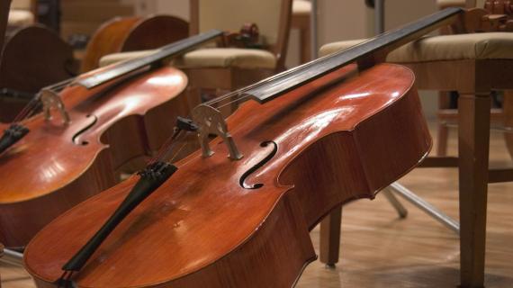 Academic Concert: Cello | Professor Jens Peter Maintz