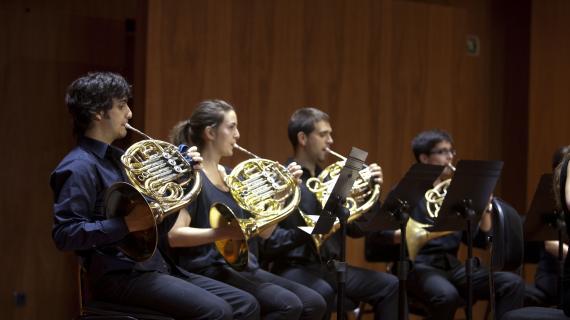 Preludio: Bach, Prokofiev, Paganini, Lalo, Tchaikovsky, Dvorák y Chopin
