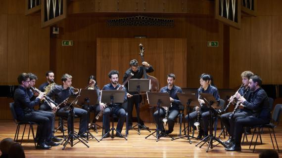 Da Camera: Wind Ensembles
