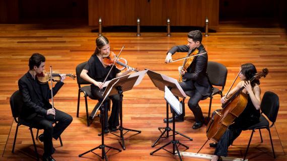 Da Camera: String Quartets SUSPENDED
