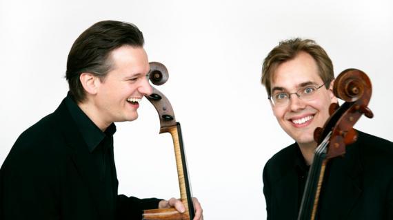 Masters: Cello Duello, Jens P. Maintz and W. E. Schmidt