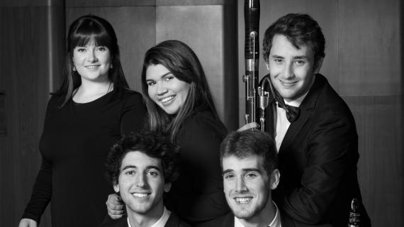 Concierto Entre Notas: Quinteto Ricercata de EY