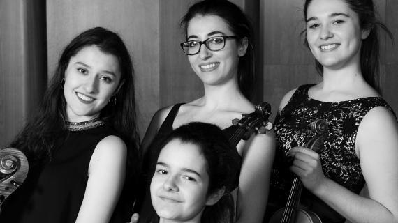 AIEnRUTA Clásicos: Cuarteto Óscar Esplá de Asisa