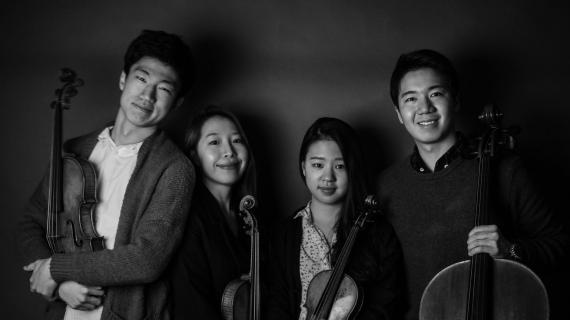 Baum Quartett: Beethoven