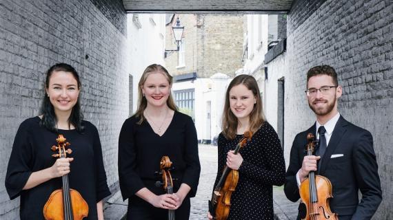 Callisto Quartet: Debussy