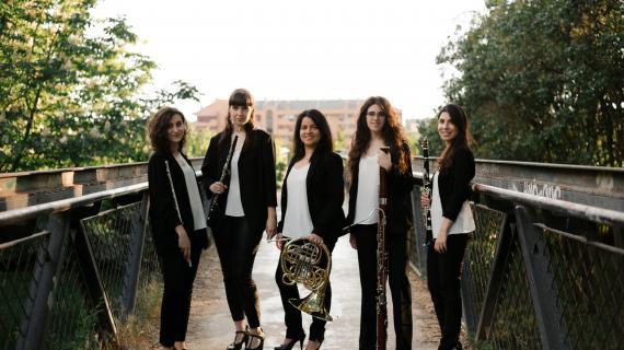 Globo Ensemble: Ravel y Françaix