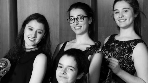 Cuarteto Óscar Esplá de Asisa: Ravel y Dvorák