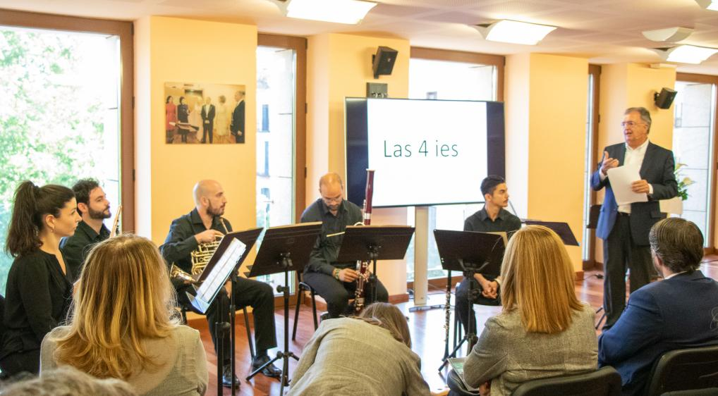 Música y liderazgo - Escuela Superior de Música Reina Sofía