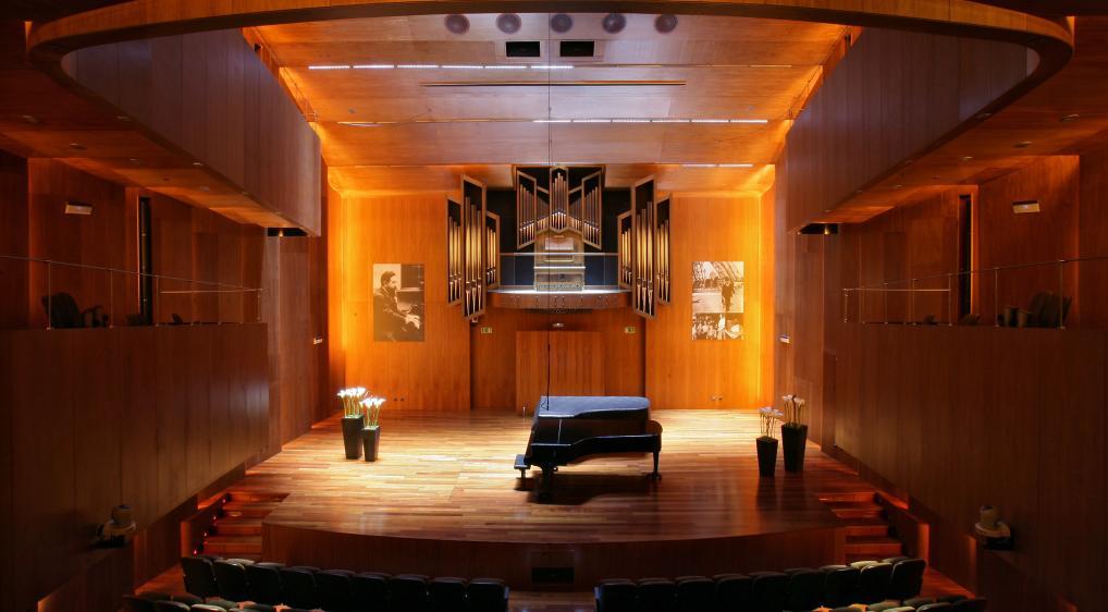 Día de puertas abiertas - Escuela Superior de Música Reina Sofía
