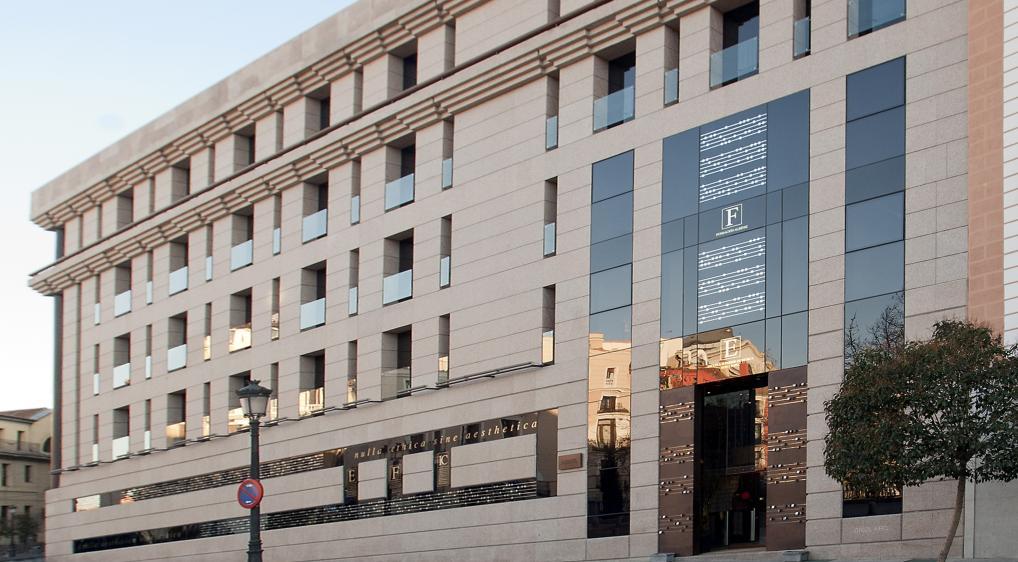 Edificio - Escuela Superior de Música Reina Sofía