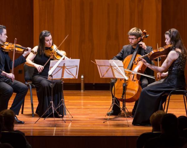 Conciertos a la carta - Escuela Superior de Música Reina Sofía