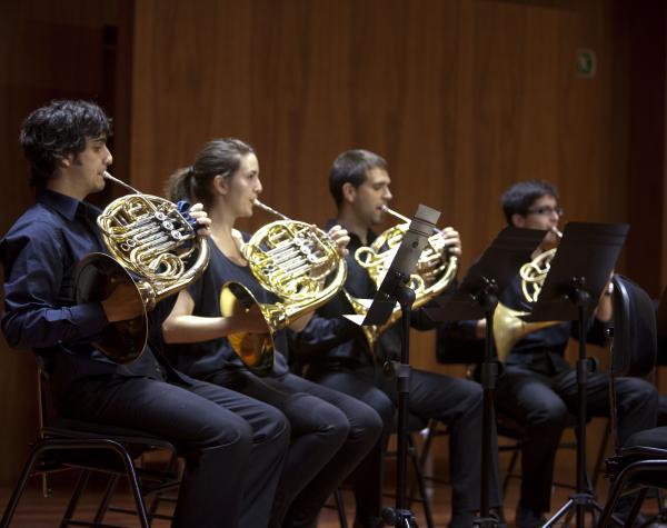 Preludio - Escuela Superior de Música Reina Sofía