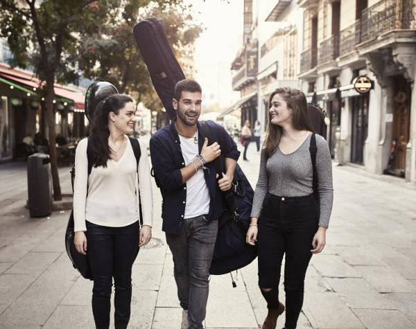 Audiciones 2020/21 - Escuela Superior de Música Reina Sofía