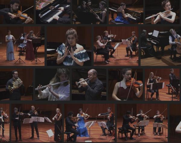 Canal Escuela - Escuela Superior de Música Reina Sofía